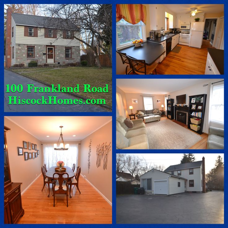 Just Listed 100 Frankland Road In The Town Of Irondequoit