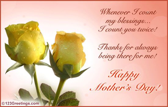 Mother's Day Wishes For Sister