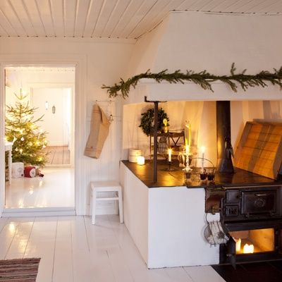 think this is some sort of fireplace or wood stove....so cute, love it