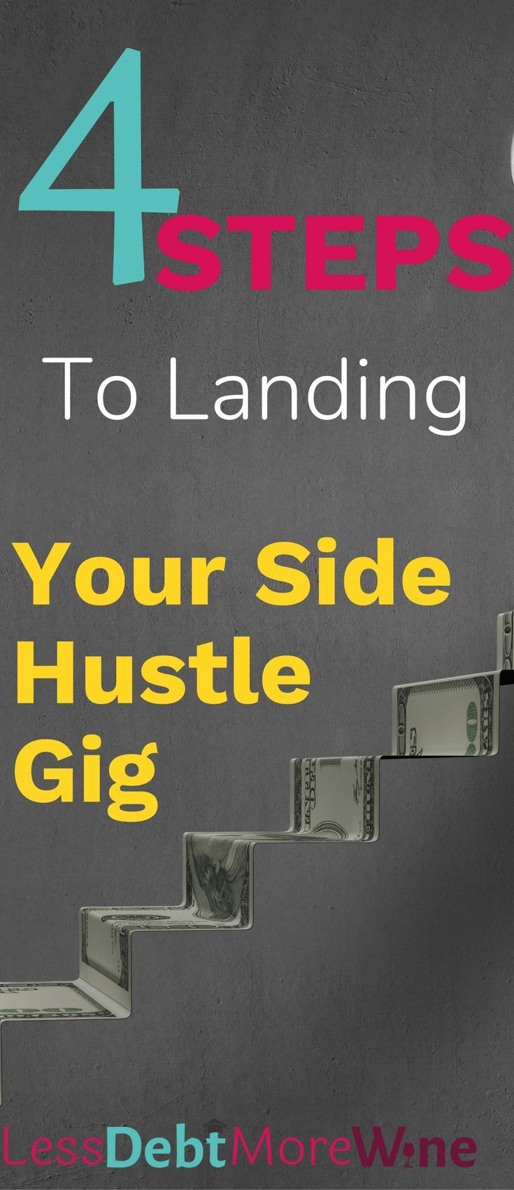 How to find and actually get side hustle jobs millennial