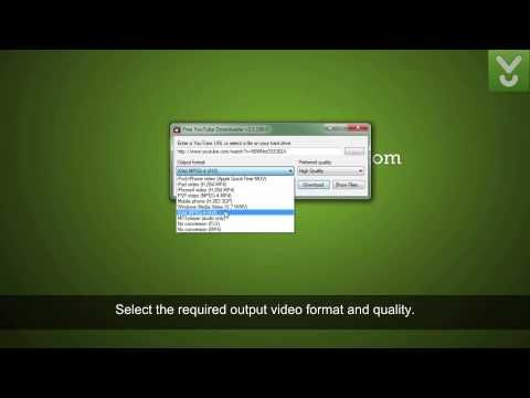 Free YouTube Downloader - Free download and software reviews - CNET Download.com