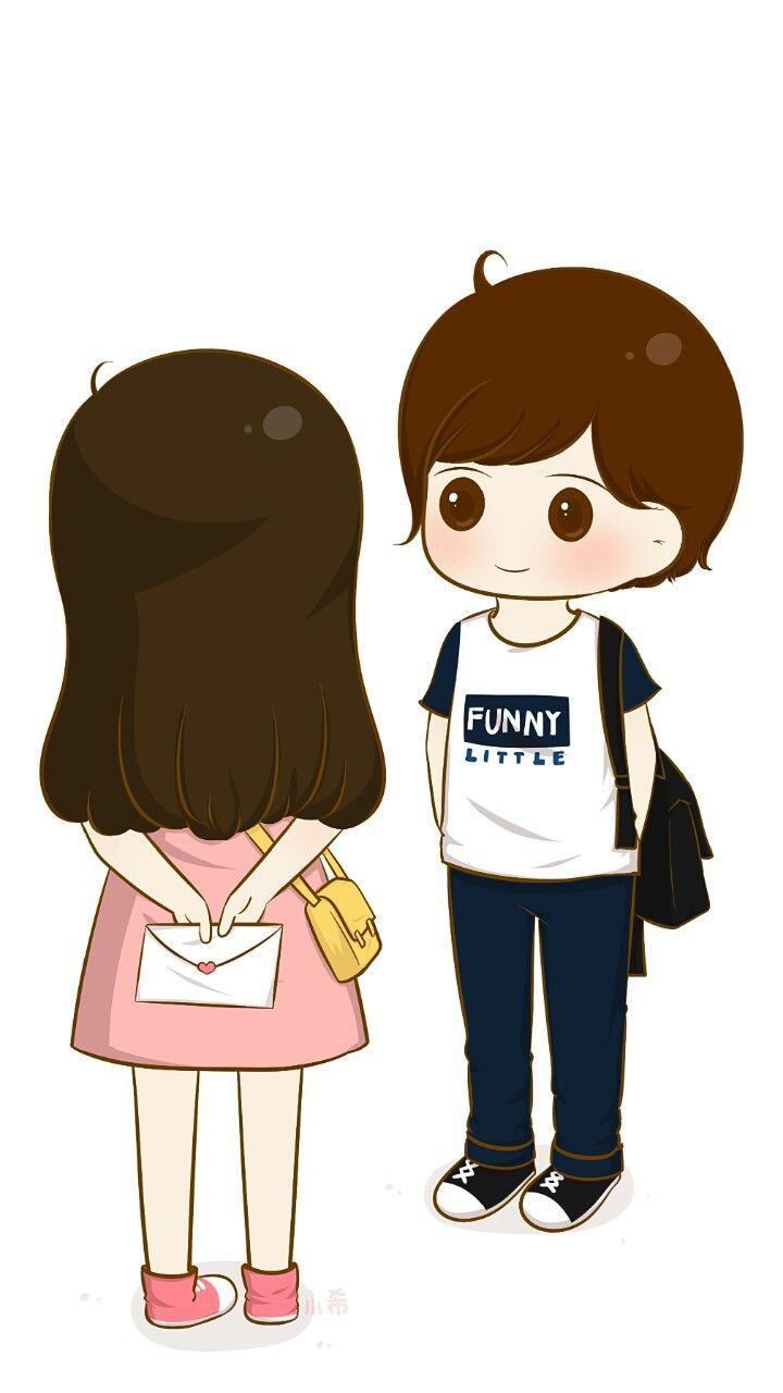 386 best couple cartoon photo images on pinterest | art girl, chibi