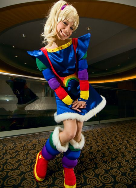 Rainbow Bright Costume | 101 Halloween Costume Ideas for Women