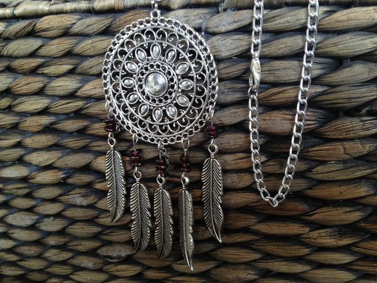 If you love jewellery and/or dreamcatchers, then you need to vote for my necklace!