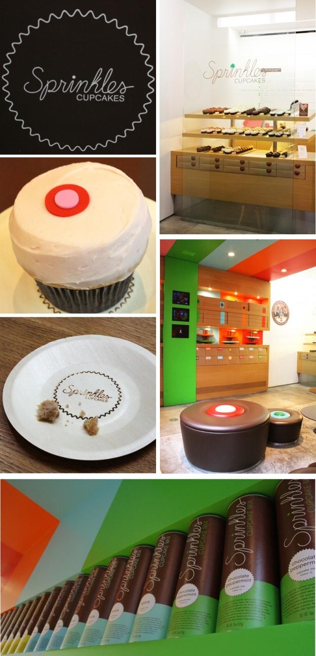 Sprinkles Cupcakes - NYC