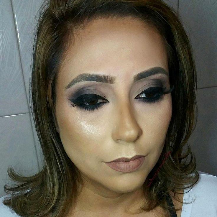 A h a s o !! @danipereira8 deu um show com essa make utilizando a paleta de sombras da Tarte. ��❤����#lipstick #motd #makeuplover #anastasiabeverlyhills #makeupjunkie #hudabeauty #instamakeup #wakeupandmakeup #cosmetics #lips #beautyblogger #mac #eyeshadow #lashes #vegas_nay #eyes #eyeliner #maccosmetics #eyebrows #instabeauty #makeupoftheday #contour #makeupforever #highlight #urbandecay #maquiagemcuritiba #flaviamoraismakeup #pausaparafeminices #brunatavares #tblogs…