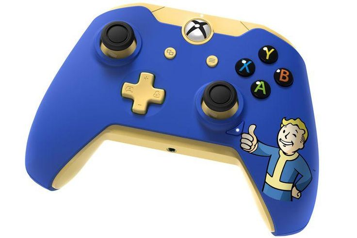 Fallout 4 Xbox One Controller, More Coming During Fallout Sale Event - GameSpot