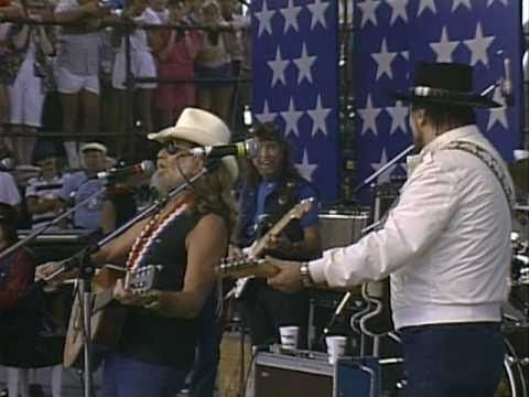 Willie Nelson & Waylon - Mammas Don't Let Your Babies Grow Up to Be Cowb...
