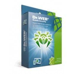 Dr.Web Mobile Security El mejor Antivirus para ANDROID - 1 equipo/2años