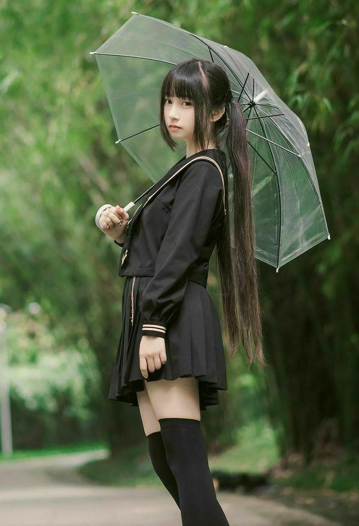 Tumblr japan girl movie, brunettes in videos