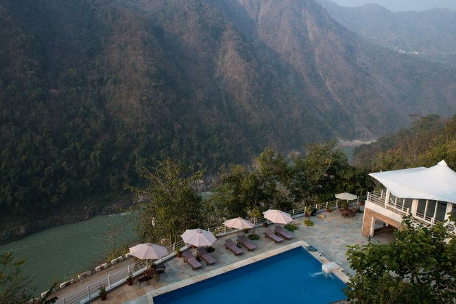 Atali Ganga Resort by RLDA  featured in Floornature.com http://www.floornature.com/architecture-news/news-rlda-atali-resort-rishikesh-india-8766/#.UfNnz0w-2pI