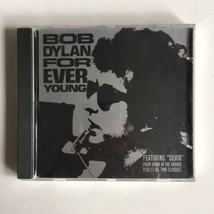 BOB DYLAN Forever Young PROMO-ONLY CD 1988 Columbia RARE 18 tracks #SingerSongwriterFolkCountryRockRocknRoll