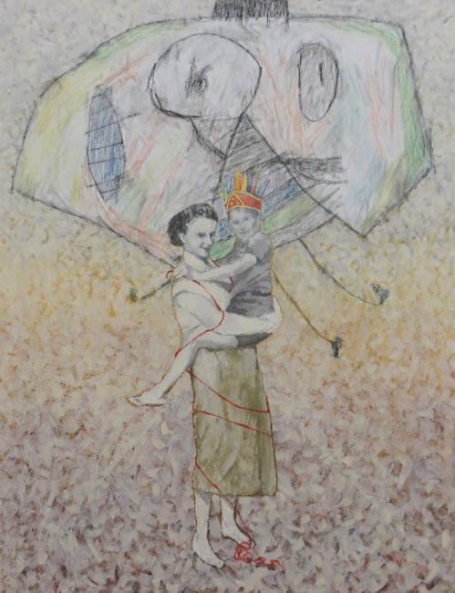 Bijzondere schilderijen van Jeroen Krabbe