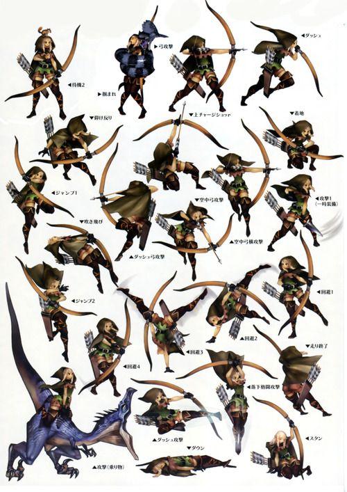 [New link ] Dragon's Crown Artbook - Chia sẻ tài liệu Kiến Trúc - Mỹ Thuật