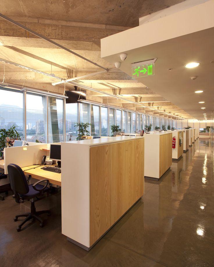 Galería de Oficinas Hilti Chile / Chauriye Stäger Arquitectos - 16