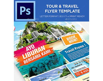 "Check out new work on my @Behance portfolio: ""Travel Tours Flyer Templates"" http://be.net/gallery/58197681/Travel-Tours-Flyer-Templates"