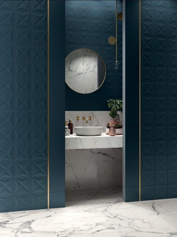 salle de bain vert canard 12 idees