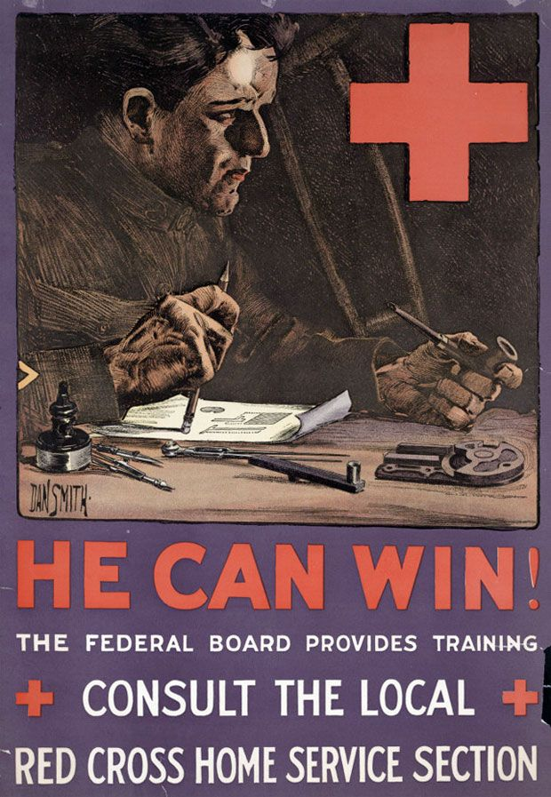 World War I Allied Propaganda Posters