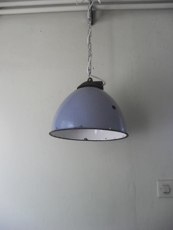 Stara fajna lampa przemysłowa LOFT INDUSTRIAL.....