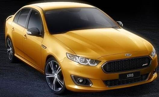 2016 Ford Falcon Xr6 Turbo Review Canada
