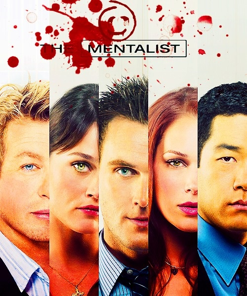 The Mentalist - introduced to this show by my Austrian friend <3 it