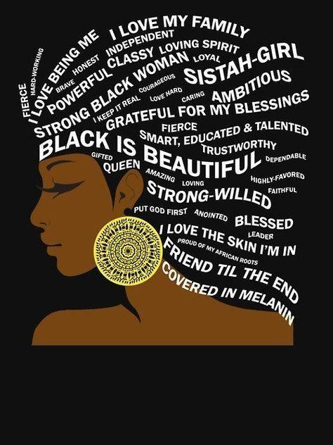 Thoughts amp Musings Good morning Black girl art
