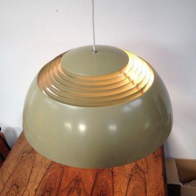 Located using retrostart.com > Hanging Lamp by Arne Jacobsen for Louis Poulsen
