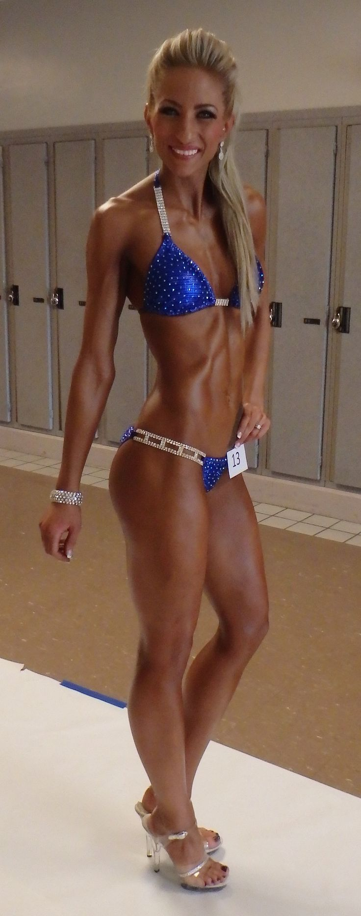 My first fitness competition down!! Mr and Mrs Natural Nebraska 2013 :) bring on the addiction, can't wait to do another!!