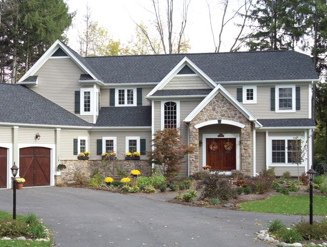 7 Popular Siding Materials To Consider: Best 25+ Vinyl Siding Styles Ideas On Pinterest