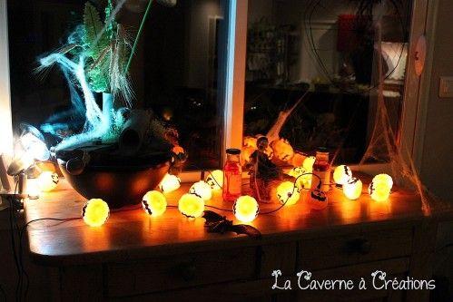 ... -intérieure-halloween  Halloween  Pinterest  Halloween and Blog