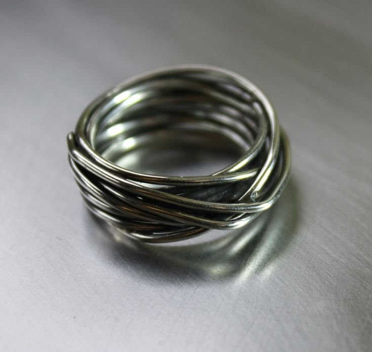 115 best Rings images on Pinterest | Wire wrapped rings, Diy jewelry ...