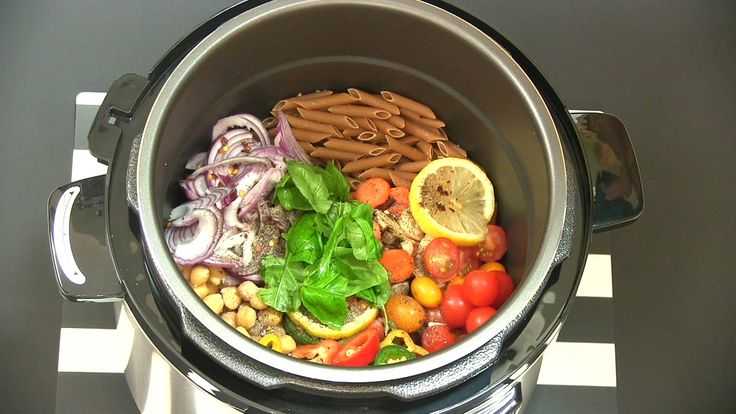 Interested in getting All-in-one power Cooker, check out the link below: http://pressurecookerdeal3.com The beauty of the one-pot pasta is that it is literal...
