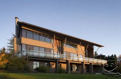 Residence Modern Ide Desain Dekorasi Rumah Keluarga | 25/01/2016 | SolusiProperti.Com-Residense Modern dirancang oleh Arsitek Olson Kundig, yang terletak di Barat pulau Mercer. Sebuah desain rumah keluarga besar, dengan tembok tinggi, dan dihiasi dengan jendela kaca besar ... http://propertidata.com/berita/residence-modern-ide-desain-dekorasi-rumah-keluarga/ #properti #rumah #desain #arsitek