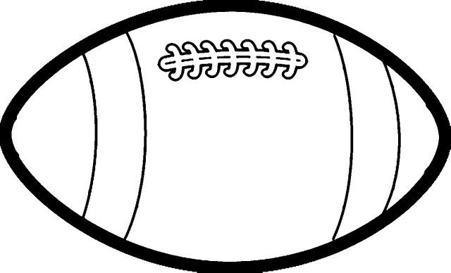 21+ Awesome Image Of Football Coloring Pages - Entitlementtrap.com  Football Coloring Pages, Football Template, Sports Coloring Pages
