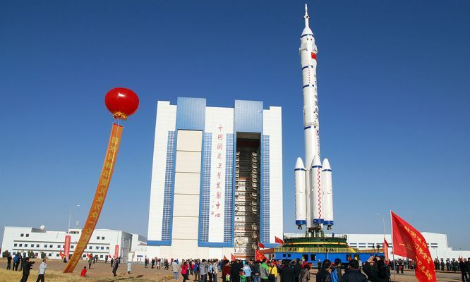 Is #China the next #space superpower?    Last year, China launched 22 rockets—more than the former Soviet Union and equal to the efforts of the US.    The country is arguably #NASA's biggest rival in space #exploration.    There are reports it's planning to put #astronauts—or 'taikonauts' as they are known in China—on the Moon by 2036.