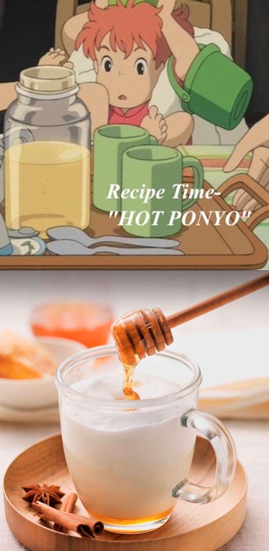 Spiced Milk With Honey