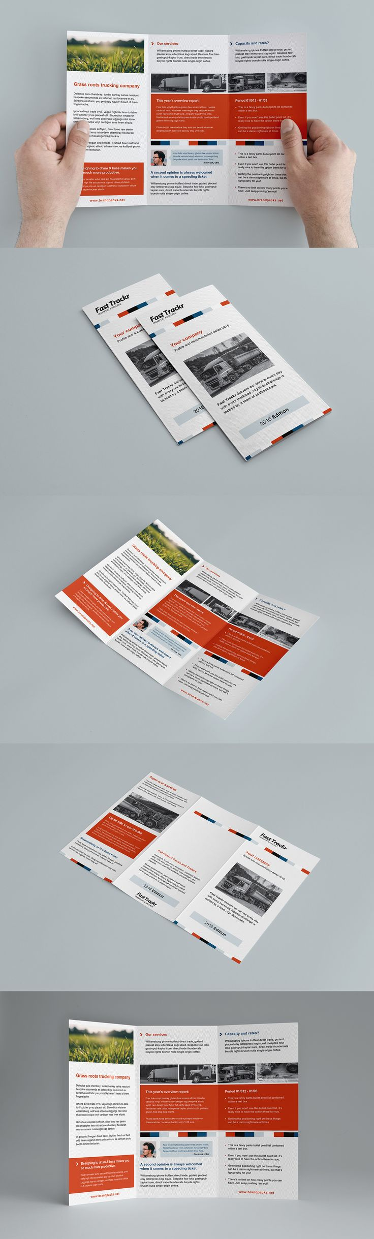 13 best Free Tri-Fold Brochure Templates images on Pinterest ...