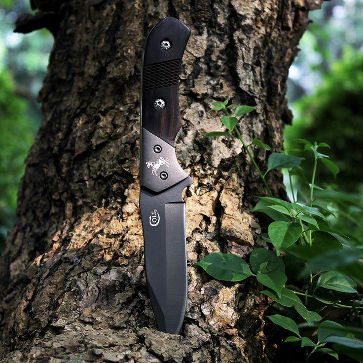 Многофункциональный спасательное нож высокая твердость человек против дикой тактический выживания прямой нож боевой отдых ножи открытый инструментыкупить в магазине China kinfe king group co., LTDнаAliExpress