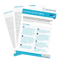 Our latest Salary report shows what ICT professionals are currently being paid and the latest hiring trends. The findings enable hiring managers and IT job seekers to set realistic expectations for salaries and contractor rates in IT occupations in New Zealand. http://www.potentia.co.nz/BlogNews/PotentiaNews/tabid/677/articleType/ArticleView/articleId/557/Our-latest-IT-Salary-Report-is-out-now.aspx#.Ve0KS5f8ddw