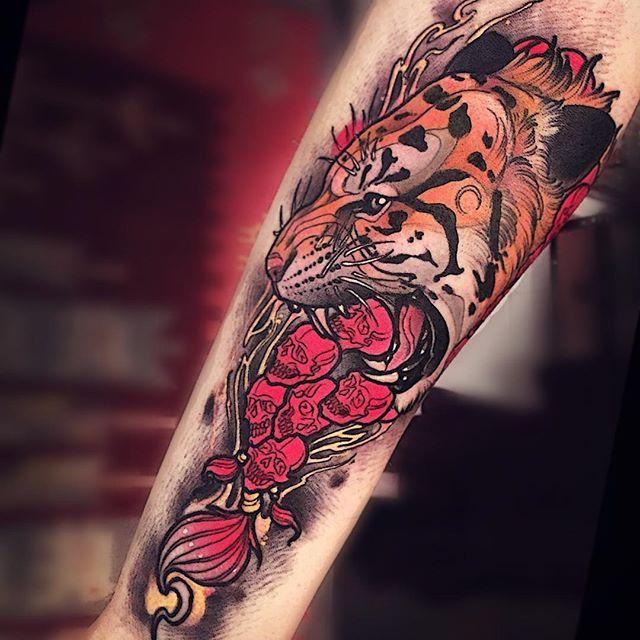 Electric Tattoos | Brando Chiesa
