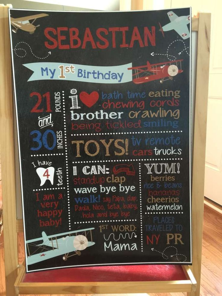 Vintage Airplanes/Word travel Birthday Party Ideas | Photo 7 of 63
