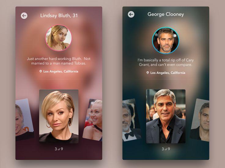 iPhone Profile Views DesignGoogle+ | Dribbble | Behance | Twitter | http://ramotion.com