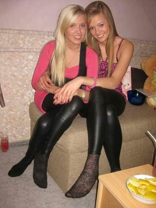 Pussy hot teen blond tight