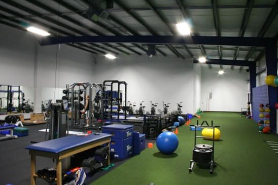 So you want to open a sports performance training facility