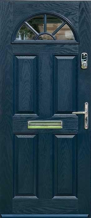 Composite Doors | Replacement Composite Front & Back Doors from 5 Star Windows