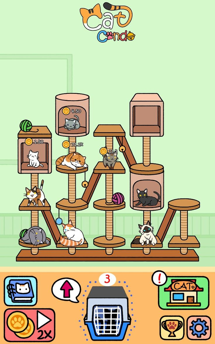 Pin By Danica On My New Game In 2020 Cat Condo Cute Cats Cats