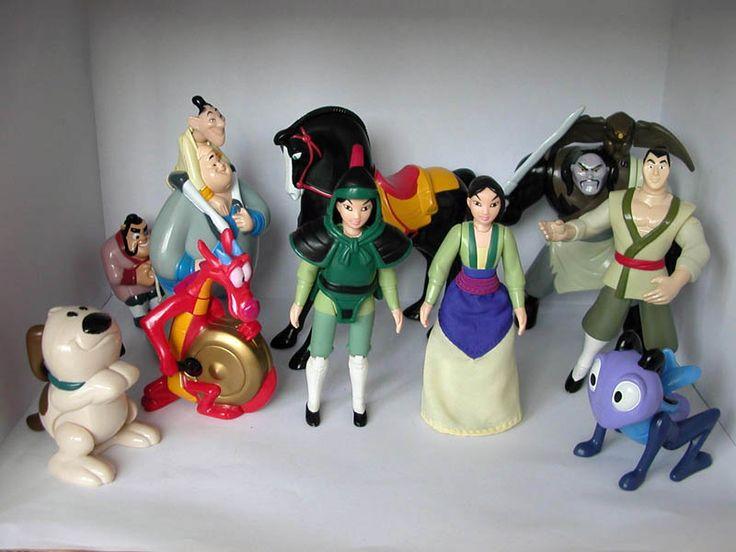 Mcdonalds toys auf pinterest happy meal