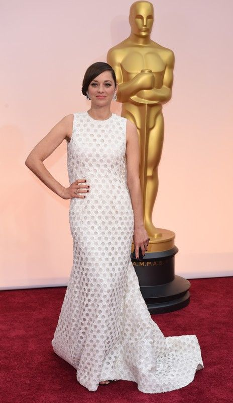 Oscary 2015: Marion Cotillard w sukni Dior haute couture, fot. East News