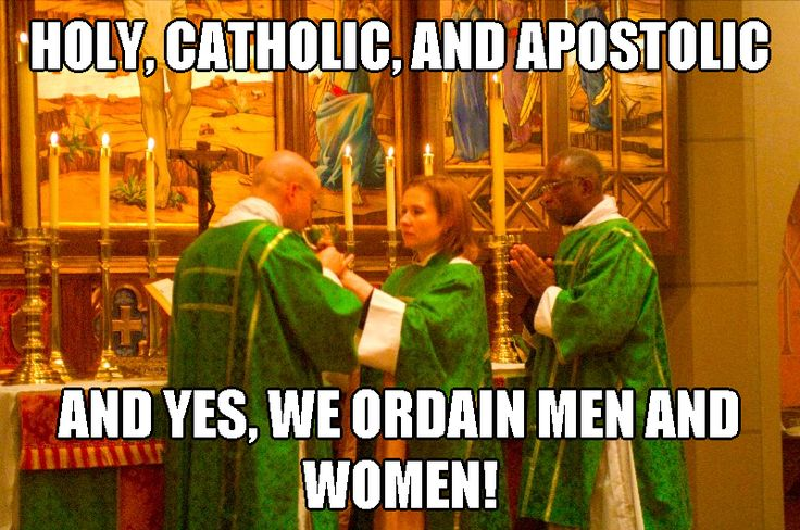 Lgbt Clergy In Christianity