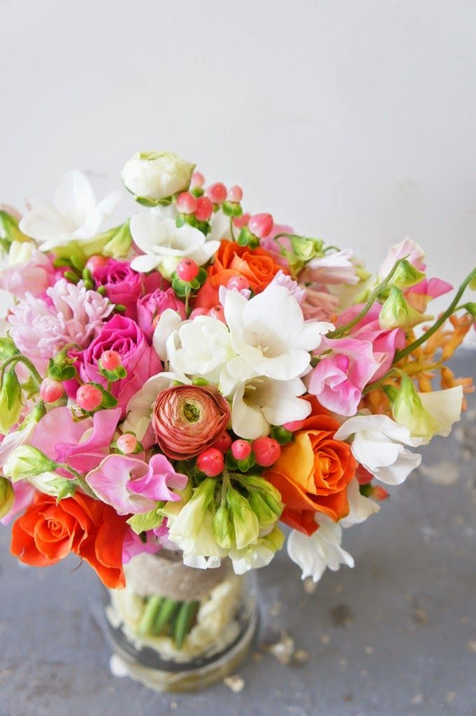 Sugar Bee Flowers: Bright & festive! Gorgeous winter wedding at the Stones of the Yarra Valley